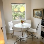Breathtaking  Contemporary Table with Chair Storage Picture , Stunning  Contemporary Table With Chair Storage Photo Ideas In Dining Room Category