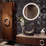 Breathtaking  Contemporary Very Small Bathroom Vanities Inspiration , Breathtaking  Eclectic Very Small Bathroom Vanities Photo Ideas In Bathroom Category