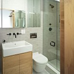 Breathtaking  Contemporary Wall Mounted Sinks for Small Bathrooms Image Inspiration , Lovely  Contemporary Wall Mounted Sinks For Small Bathrooms Photo Ideas In Bathroom Category