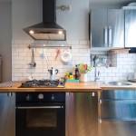 Breathtaking  Eclectic Ikea Design a Kitchen Picture Ideas , Wonderful  Scandinavian Ikea Design A Kitchen Photo Ideas In Home Office Category