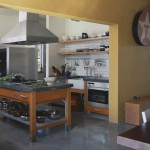 Kitchen , Fabulous  Modern Bakers Rack For Microwave Photo Inspirations : Breathtaking  Industrial Bakers Rack for Microwave Image Inspiration