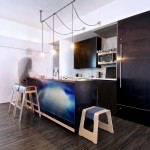Breathtaking  Industrial Black Kitchens Cabinets Picture , Lovely  Contemporary Black Kitchens Cabinets Inspiration In Kitchen Category