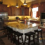 Breathtaking  Mediterranean Lapidus Gold Granite Countertops Photos , Wonderful  Beach Style Lapidus Gold Granite Countertops Ideas In Kitchen Category