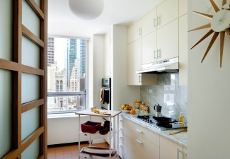 990x704px Awesome  Midcentury Microwave Carts For Sale Picture Picture in Kitchen
