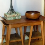 Breathtaking  Midcentury Table and Stools Sets Picture , Breathtaking  Contemporary Table And Stools Sets Image Ideas In Wine Cellar Category