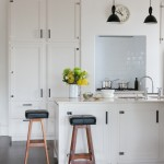 Breathtaking  Midcentury White Kitchen Island with Natural Top Picture Ideas , Stunning  Traditional White Kitchen Island With Natural Top Photo Inspirations In Kitchen Category