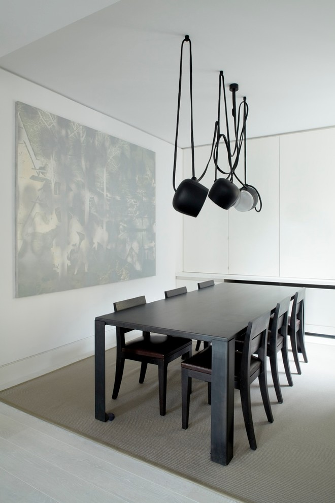 Dining Room , Cool  Modern Dinning Table Chairs Picture : Breathtaking  Modern Dinning Table Chairs Image