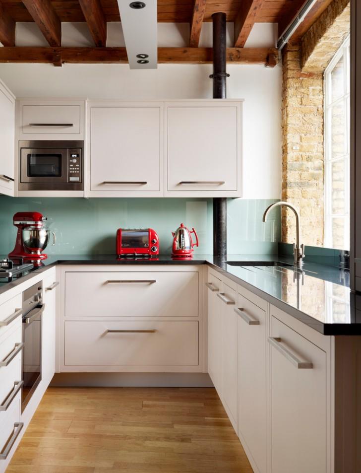 Kitchen , Beautiful  Scandinavian Free Standing Kitchen Storage Image : Breathtaking  Scandinavian Free Standing Kitchen Storage Image