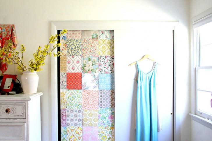 Closet , Awesome  Shabby Chic Unfinished Wardrobe Closet Photos : Breathtaking  Shabby Chic Unfinished Wardrobe Closet Picture