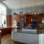 Breathtaking  Traditional Cherry Cabinets in Kitchen Image , Gorgeous  Traditional Cherry Cabinets In Kitchen Photo Inspirations In Kitchen Category