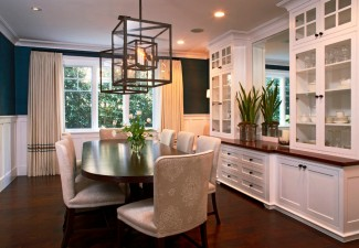 990x660px Lovely  Traditional Dinning Room Cabinets Inspiration Picture in Dining Room