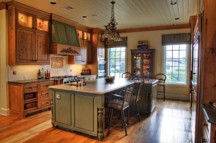 Kitchen , Beautiful  Traditional Kitchen Furnature Photos : Breathtaking  Traditional Kitchen Furnature Ideas