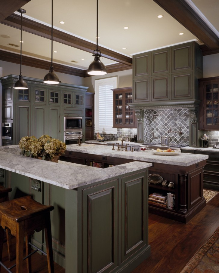 Kitchen , Beautiful  Traditional Photos Kitchen Cabinets Photo Ideas : Breathtaking  Traditional Photos Kitchen Cabinets Ideas