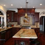 Breathtaking  Traditional Tuscan Kitchen Backsplash  Inspiration , Charming  Traditional Tuscan Kitchen Backsplash  Image In Kitchen Category