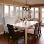 Breathtaking  Transitional Dining Room Sets with a Bench Ideas , Lovely  Transitional Dining Room Sets With A Bench Image Ideas In Dining Room Category