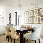 Breathtaking  Transitional Dining Room Tables Black Image Ideas , Wonderful  Shabby Chic Dining Room Tables Black Image Inspiration In Dining Room Category