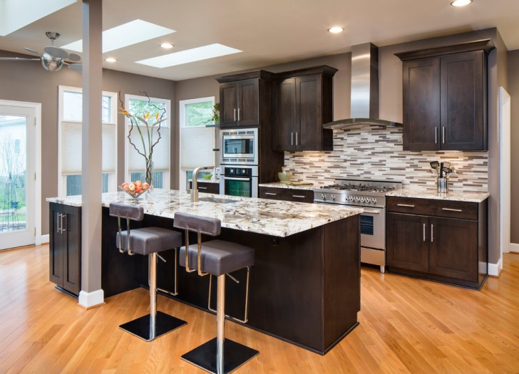 Kitchen , Breathtaking  Transitional Granite Countertops Bel Air Md Inspiration : Breathtaking  Transitional Granite Countertops Bel Air Md Ideas