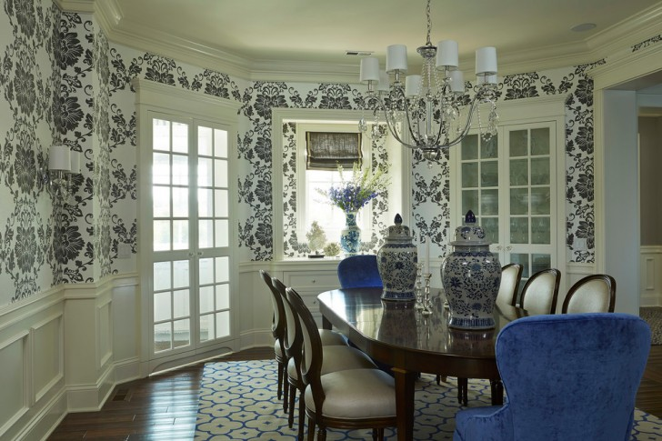 Dining Room , Beautiful  Transitional White Dining Room Tables And Chairs Image Inspiration : Breathtaking  Transitional White Dining Room Tables and Chairs Image