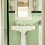 Breathtaking  Victorian Kohler Pedestal Sinks Small Bathrooms Inspiration , Wonderful  Traditional Kohler Pedestal Sinks Small Bathrooms Photos In Bathroom Category