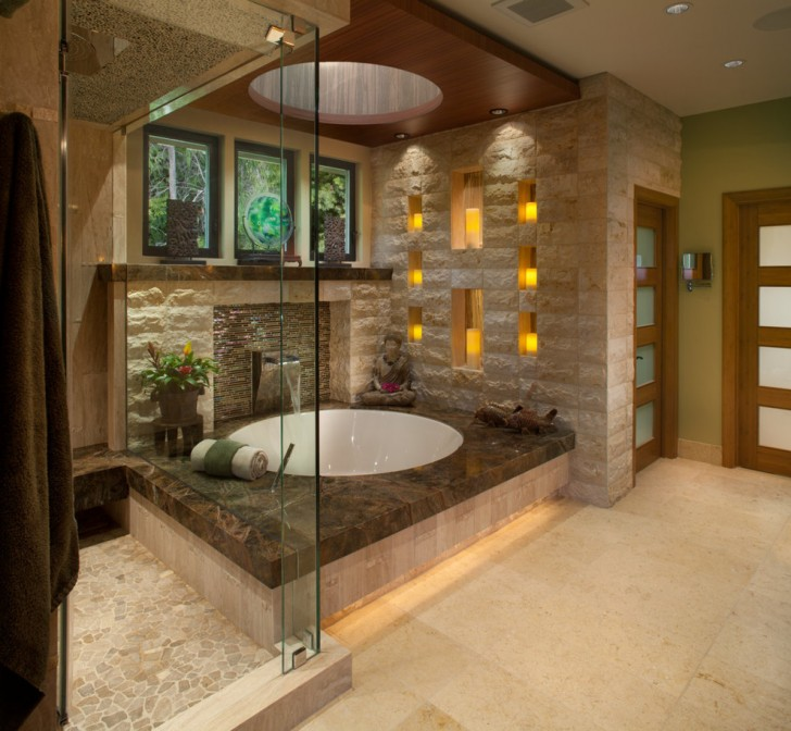 Bathroom , Stunning  Asian Deep Soaking Tub For Small Bathroom Picture Ideas : Charming  Asian Deep Soaking Tub for Small Bathroom Picture Ideas