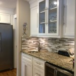 Charming  Beach Style Granite Countertop Overlays Image Ideas , Wonderful  Contemporary Granite Countertop Overlays Photo Inspirations In Kitchen Category
