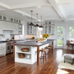 Charming  Beach Style Real Wood Tables Ideas , Charming  Farmhouse Real Wood Tables Image Ideas In Kitchen Category
