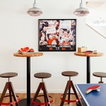 Charming  Contemporary Bar Table and Stool Photos , Gorgeous  Rustic Bar Table And Stool Image In Home Bar Category
