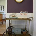 Charming  Contemporary Brass Bar Carts Image , Cool  Contemporary Brass Bar Carts Picture In Home Bar Category