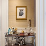 Charming  Contemporary Cart Bar Photo Ideas , Gorgeous  Contemporary Cart Bar Image Inspiration In Dining Room Category