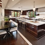 Charming  Contemporary Cherry Cabinets in Kitchen Image Inspiration , Gorgeous  Traditional Cherry Cabinets In Kitchen Photo Inspirations In Kitchen Category