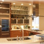 Charming  Contemporary Countertop Standoffs Picture , Lovely  Contemporary Countertop Standoffs Picture In Spaces Category