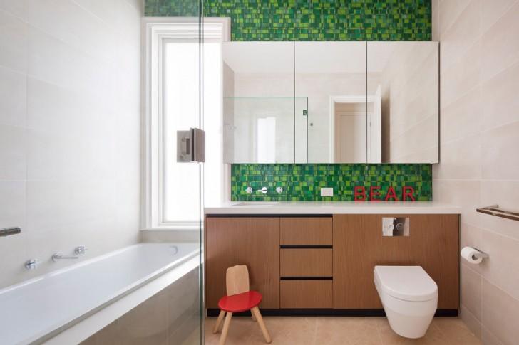 Bathroom , Fabulous  Contemporary Houzz Bathrooms Small Photo Inspirations : Charming  Contemporary Houzz Bathrooms Small Image