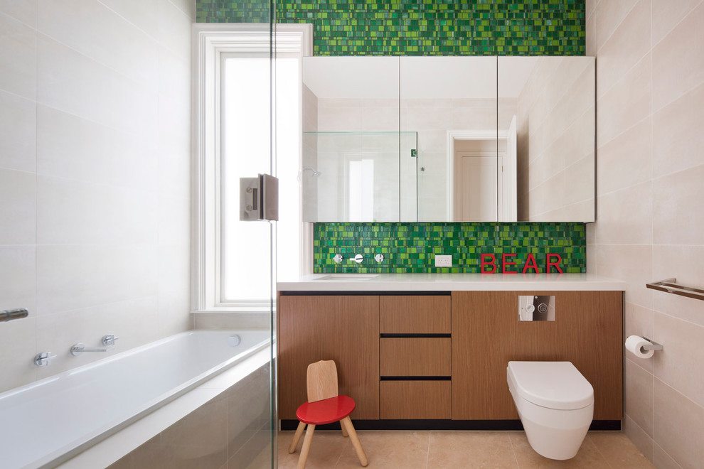 990x660px Fabulous  Contemporary Houzz Bathrooms Small Photo Inspirations Picture in Bathroom
