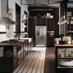 Charming  Contemporary Ikea Black Kitchen Picture Ideas , Lovely  Traditional Ikea Black Kitchen Image Ideas In Kitchen Category