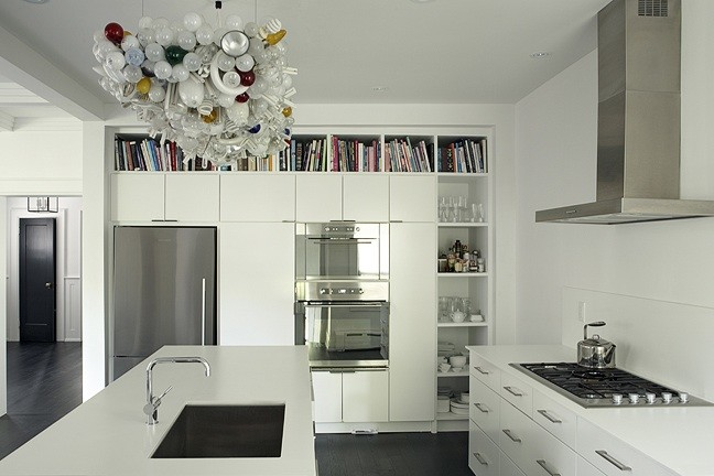 648x432px Beautiful  Contemporary Ikea Modern Kitchen Image Ideas Picture in Kitchen