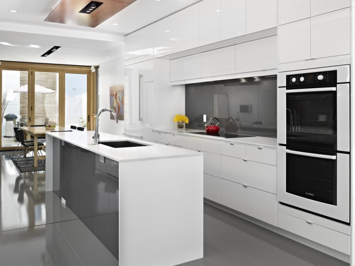 Kitchen , Stunning  Contemporary Ikea White Kitchens Image Inspiration : Charming  Contemporary Ikea White Kitchens Image