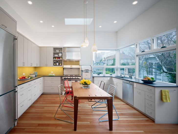 Kitchen , Lovely  Contemporary Inexpensive Kitchen Chairs Photo Inspirations : Charming  Contemporary Inexpensive Kitchen Chairs Picture Ideas