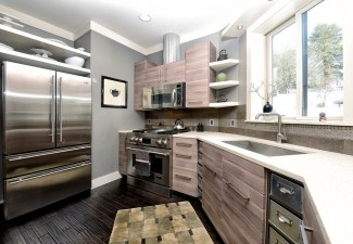 990x660px Stunning  Contemporary Kitchen Cabinets At Ikea Ideas Picture in Kitchen