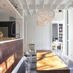 Charming  Contemporary Small Kitchen Work Table Photo Inspirations , Lovely  Midcentury Small Kitchen Work Table Image Inspiration In Kitchen Category