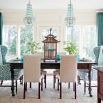 Charming  Eclectic Chair Dining Room Picture Ideas , Wonderful  Transitional Chair Dining Room Image In Dining Room Category