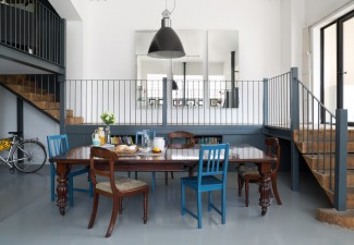 990x660px Stunning  Eclectic Dining Chairs For Less Image Picture in Dining Room