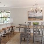 Charming  Eclectic Dining Room Stools Photo Ideas , Cool  Transitional Dining Room Stools Image In Living Room Category