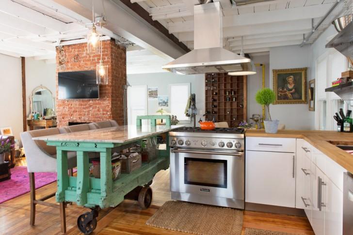 Kitchen , Fabulous  Eclectic Kitchen Cabinet Ikea Image Ideas : Charming  Eclectic Kitchen Cabinet Ikea Picture Ideas