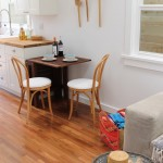 Charming  Eclectic Kitchen Tables Small Spaces Photo Inspirations , Fabulous  Beach Style Kitchen Tables Small Spaces Inspiration In Dining Room Category