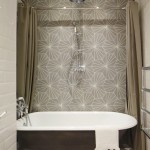 Charming  Industrial Bathroom Shower Curtains and Matching Accessories Image Inspiration , Gorgeous  Eclectic Bathroom Shower Curtains And Matching Accessories Picute In Bathroom Category