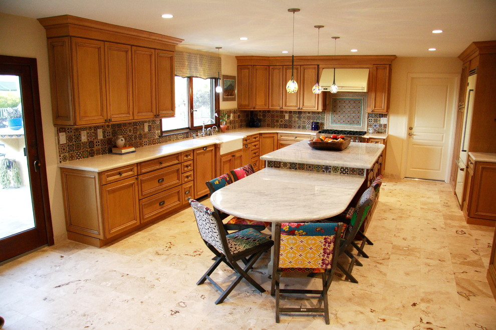 990x660px Fabulous  Mediterranean Small Kitchen Table With Stools Ideas Picture in Kitchen
