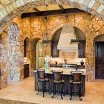 Charming  Mediterranean Tuscan Style Kitchen  Image , Fabulous  Traditional Tuscan Style Kitchen  Image In Kitchen Category