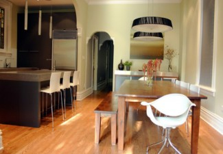 500x376px Breathtaking  Modern Dining Room Kitchen Tables Image Ideas Picture in Kitchen
