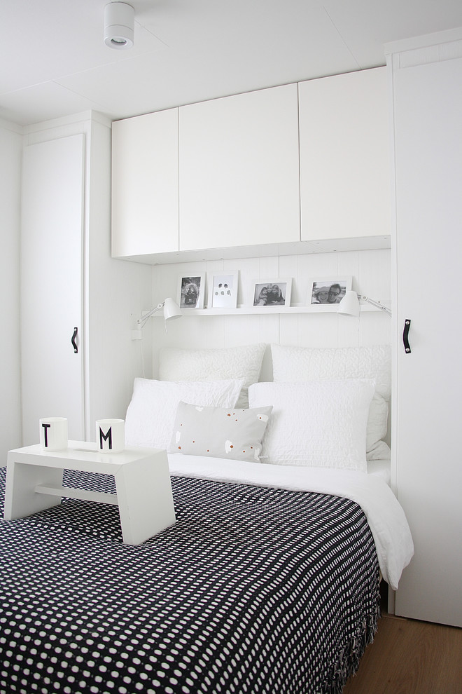 Bedroom , Lovely  Contemporary Idea Cabinets Picture : Charming  Scandinavian Idea Cabinets Picture