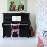 Charming  Shabby Chic Black Microwave Stand Picture Ideas , Stunning  Contemporary Black Microwave Stand Picture In Exterior Category